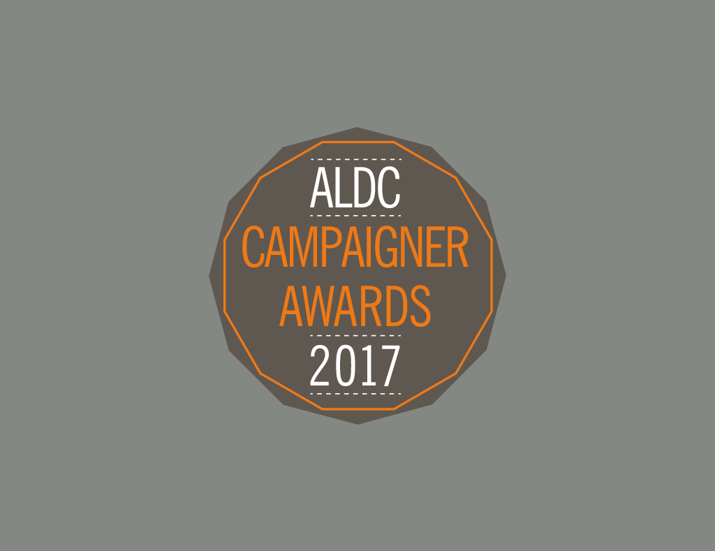 ALDC Campaigner Awards 2017