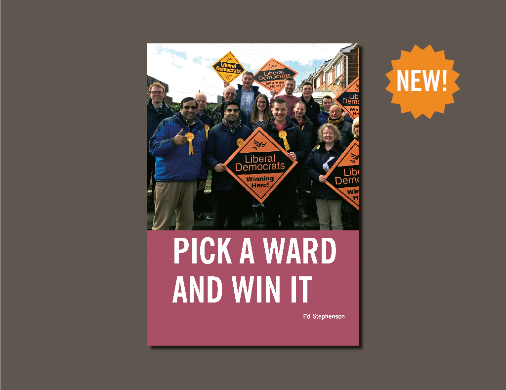New book release: Pick a ward and win it