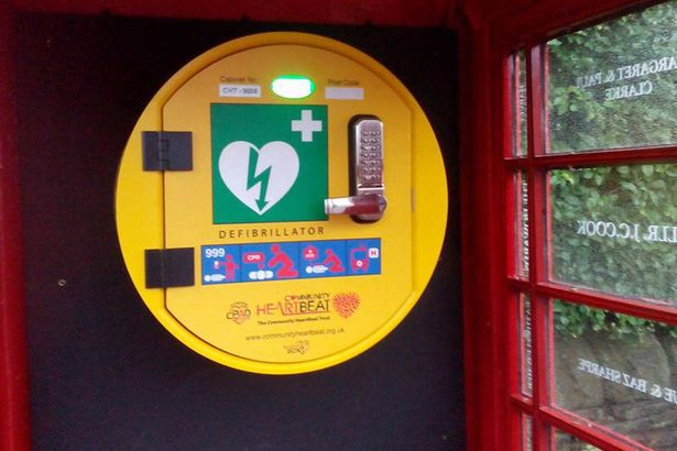 Ideas for empty phone boxes