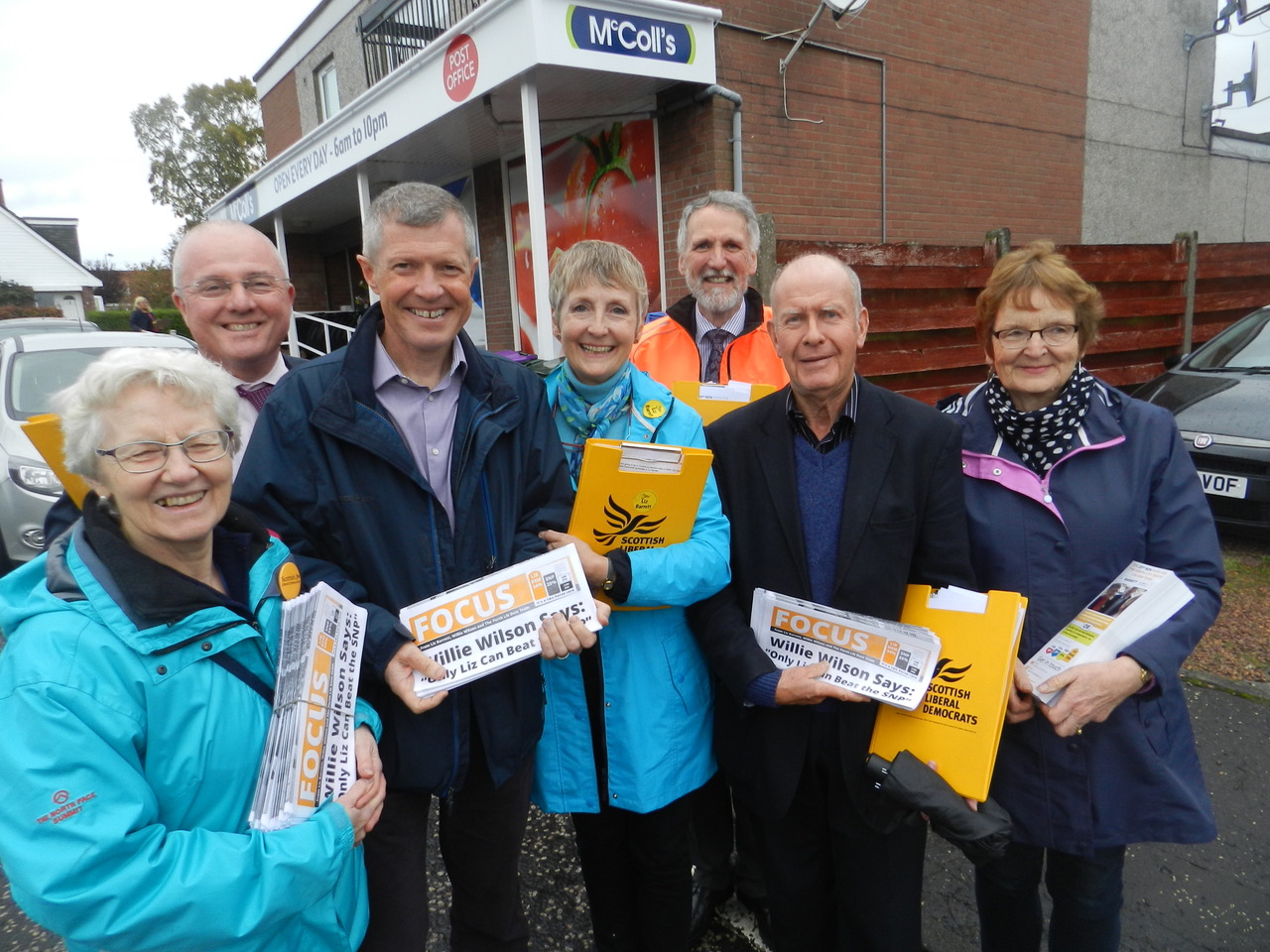 Perth City South By-election Lib Dems fighting to win