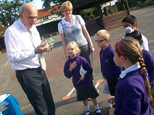 CAMPAIGN IDEA: National School Meals Week, 13-17 November