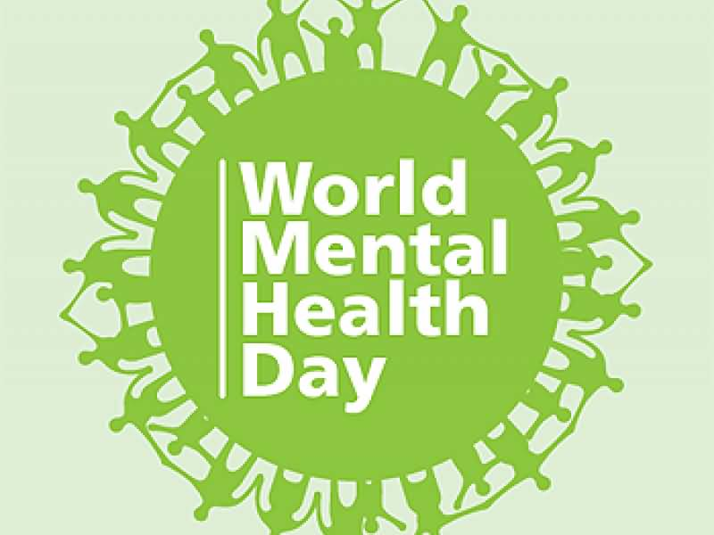 World Mental Health Day – Tuesday 10 October