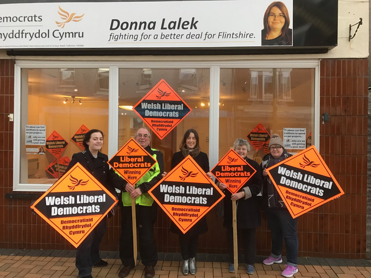 TRAINING: Alyn & Deeside by-election this Saturday
