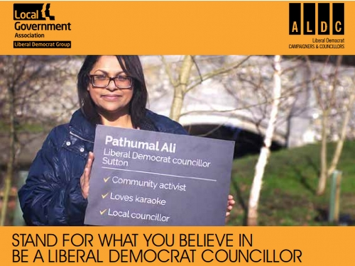 New Be a Councillor guide for districts