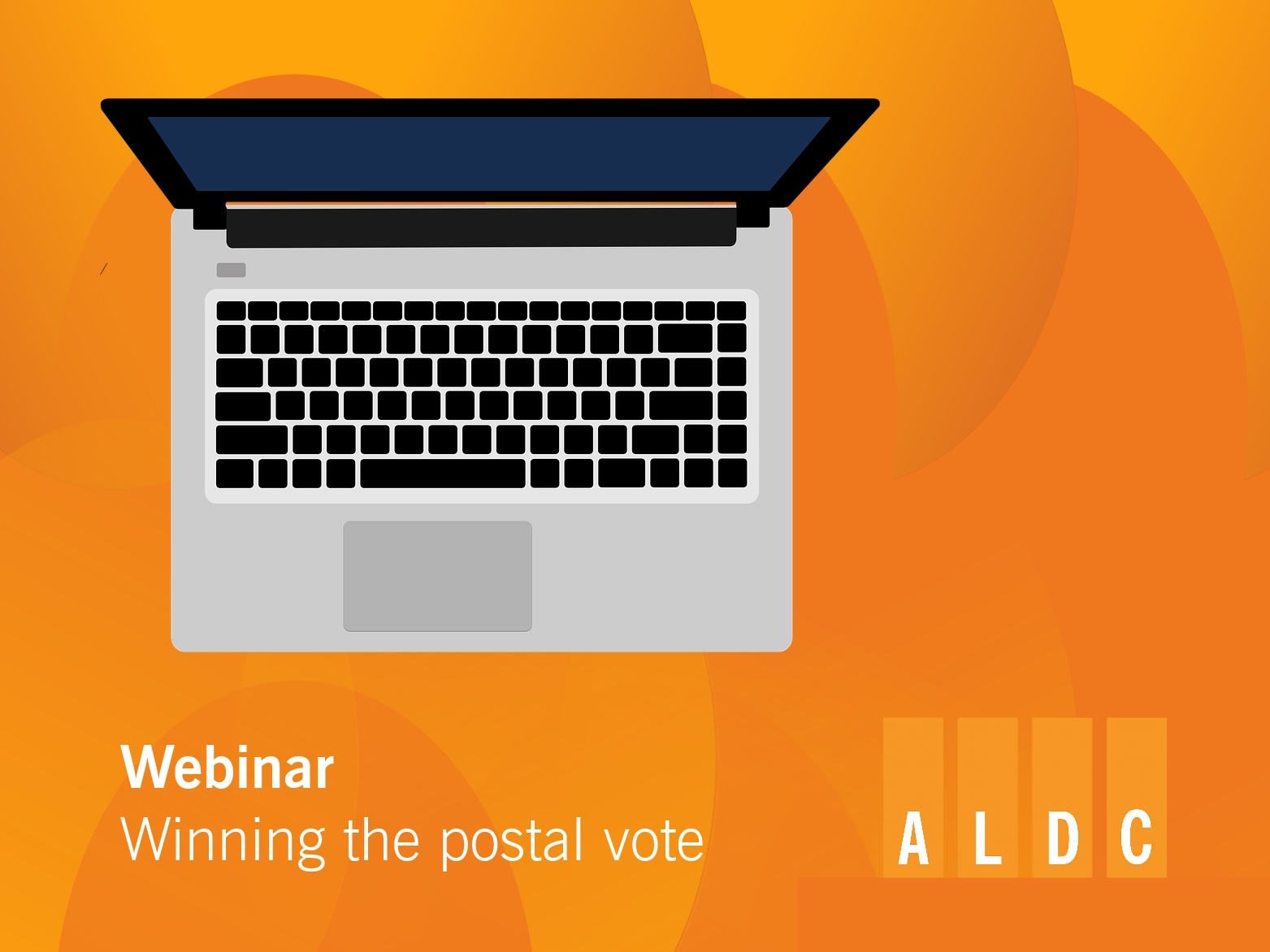 TRAINING: Sign up for our postal vote webinar, 7 January