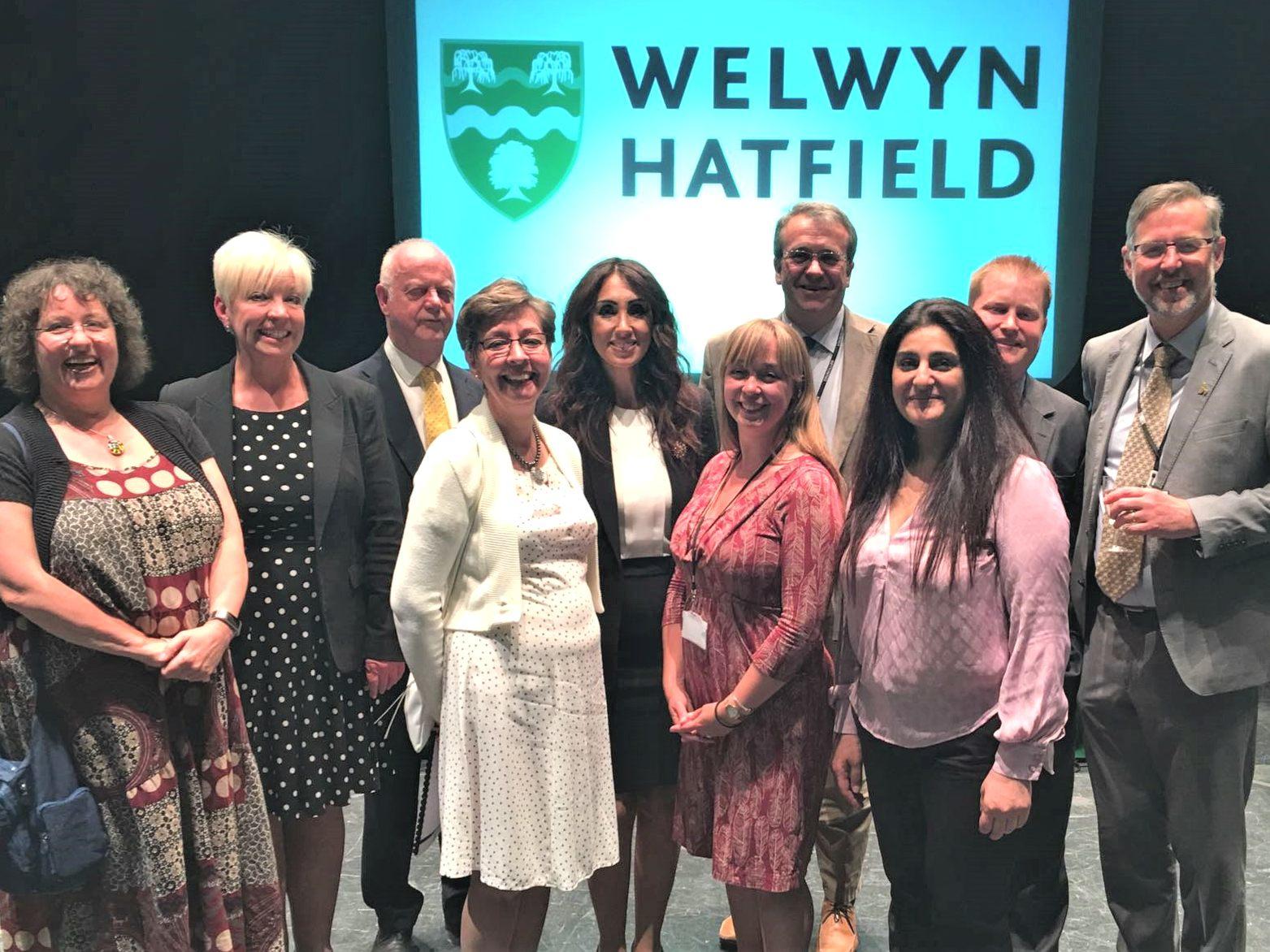 SUCCESS STORY: Welwyn Hatfield Lib Dems celebrate outstanding results