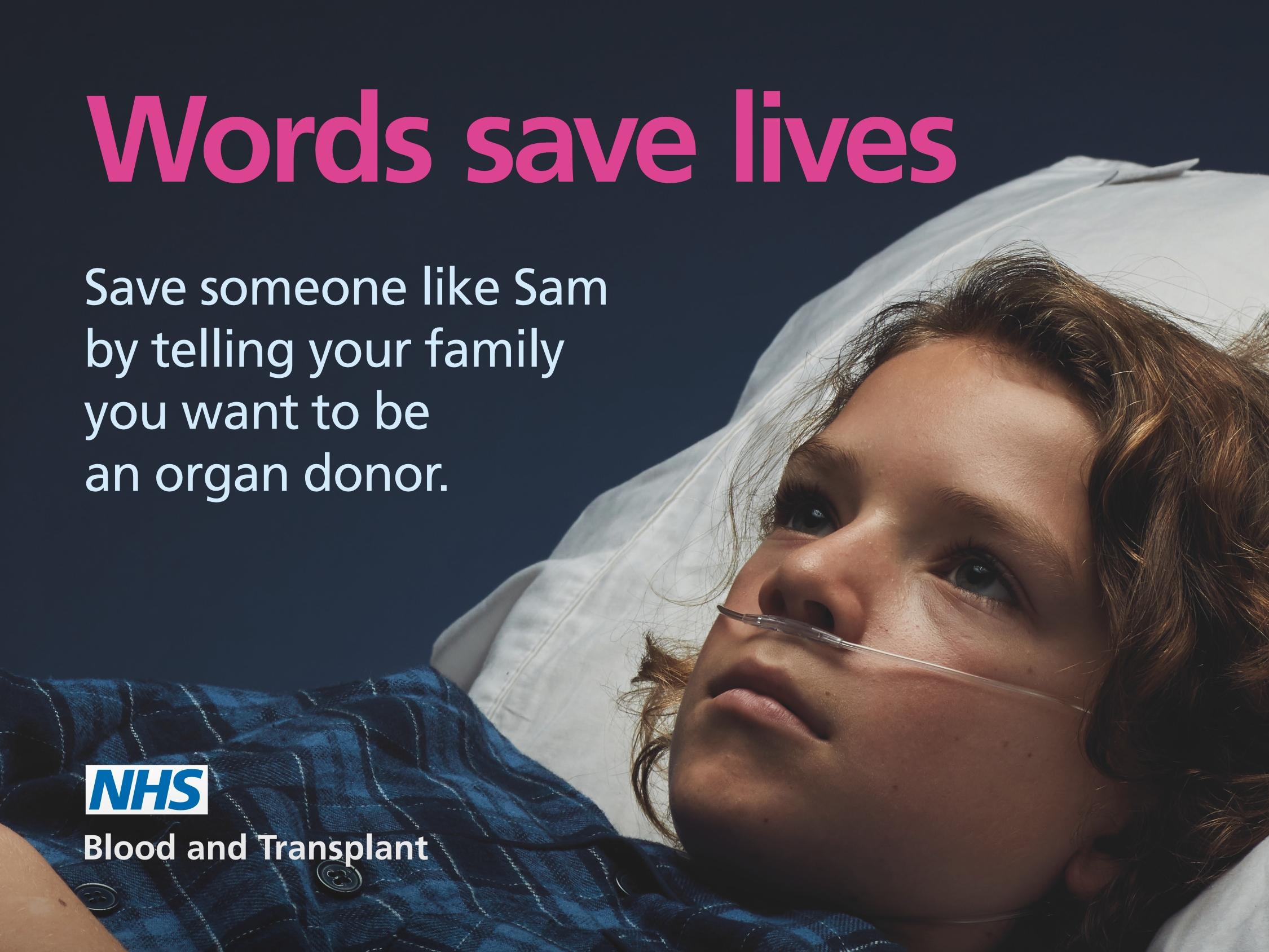 RESOURCES: Organ Donation Week, 3-9 September