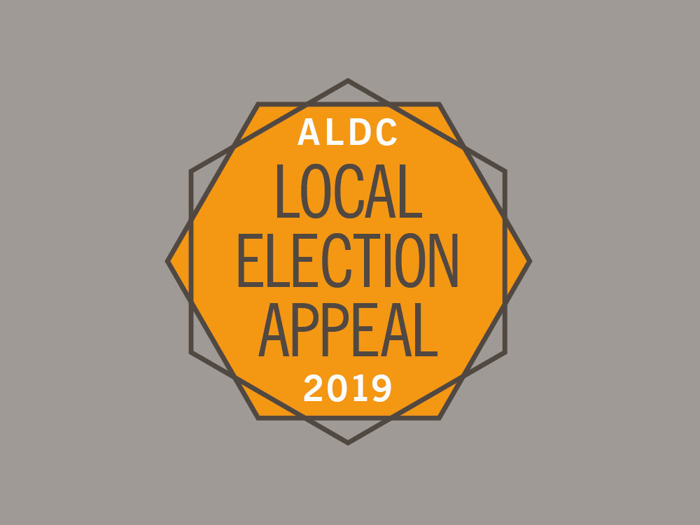 ALDC's Local Election Appeal: help us win more seats in May