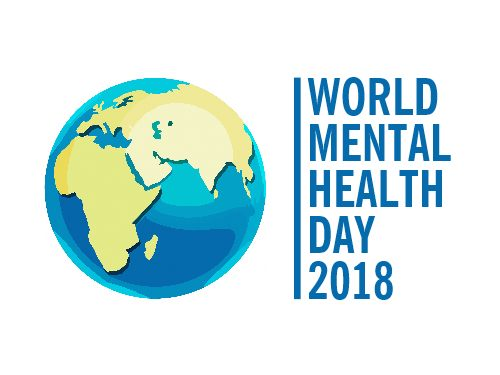 World Mental Health Day, 10 October 2018