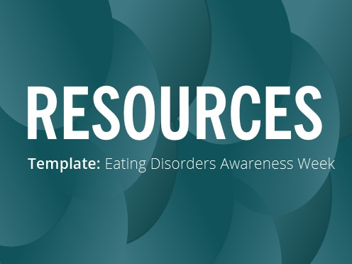 MyCouncillor story – Eating Disorders Awareness Week, 25 Feb-3 March