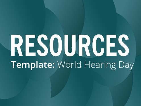 MyCouncillor story – World Hearing Day, 3 March