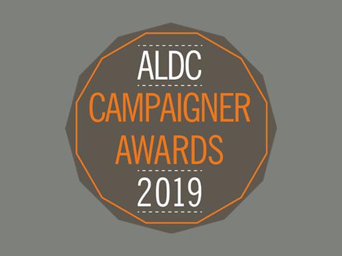 ALDC Campaigner Awards 2019: Nominations Open
