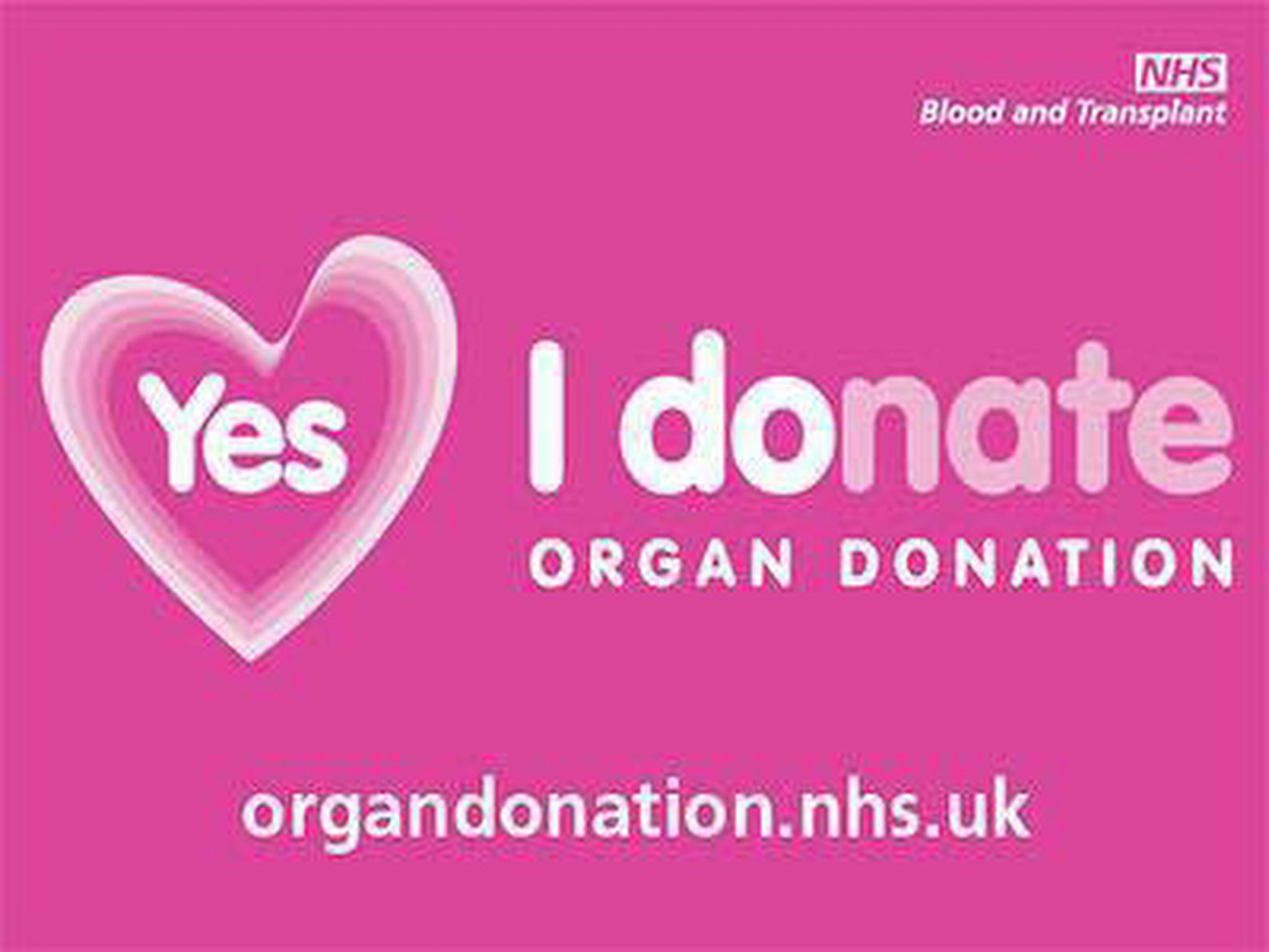 RESOURCES: Organ Donation Week, 2-8 September
