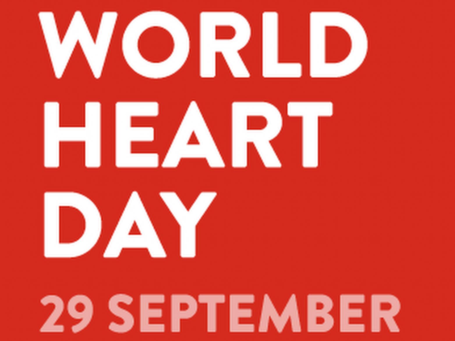 RESOURCE: World Heart Day, 29 September