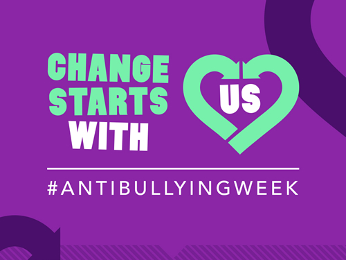 RESOURCES: Anti-Bullying Week 11-15 November