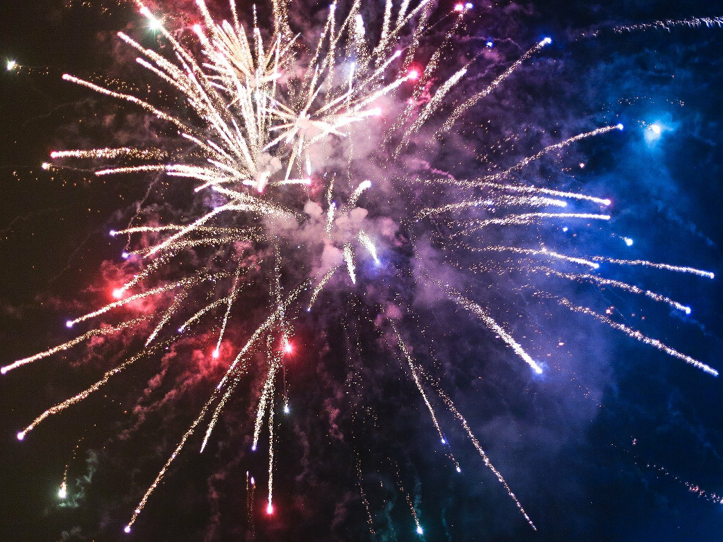 Council Motion: A Sensible Approach to Firework Displays