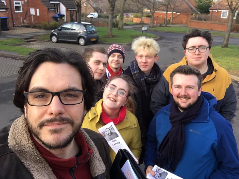 Middlesborough                     by-election – How we won it!