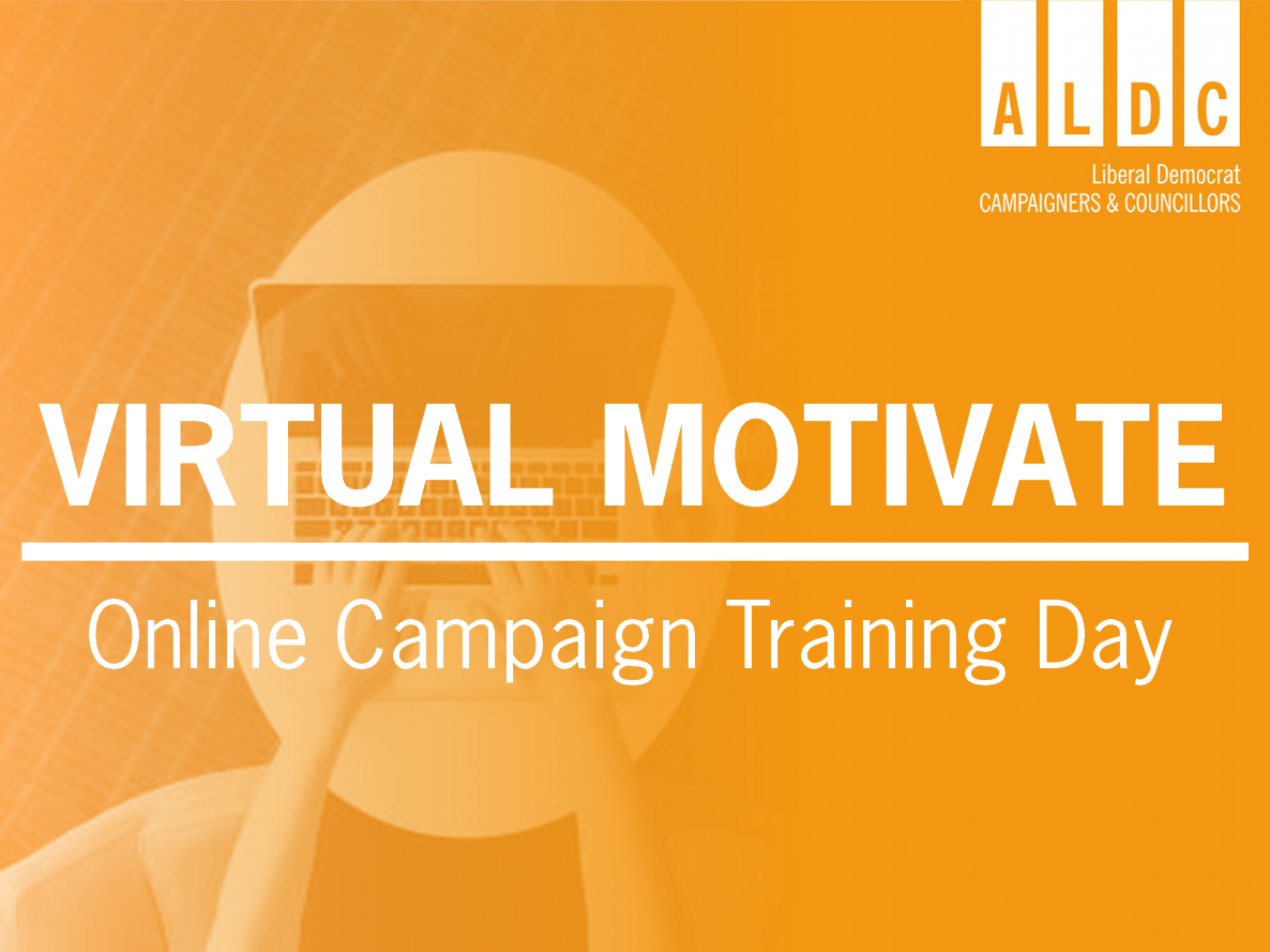 Virtual Motivate Day – Technical Sat 14 November 2020