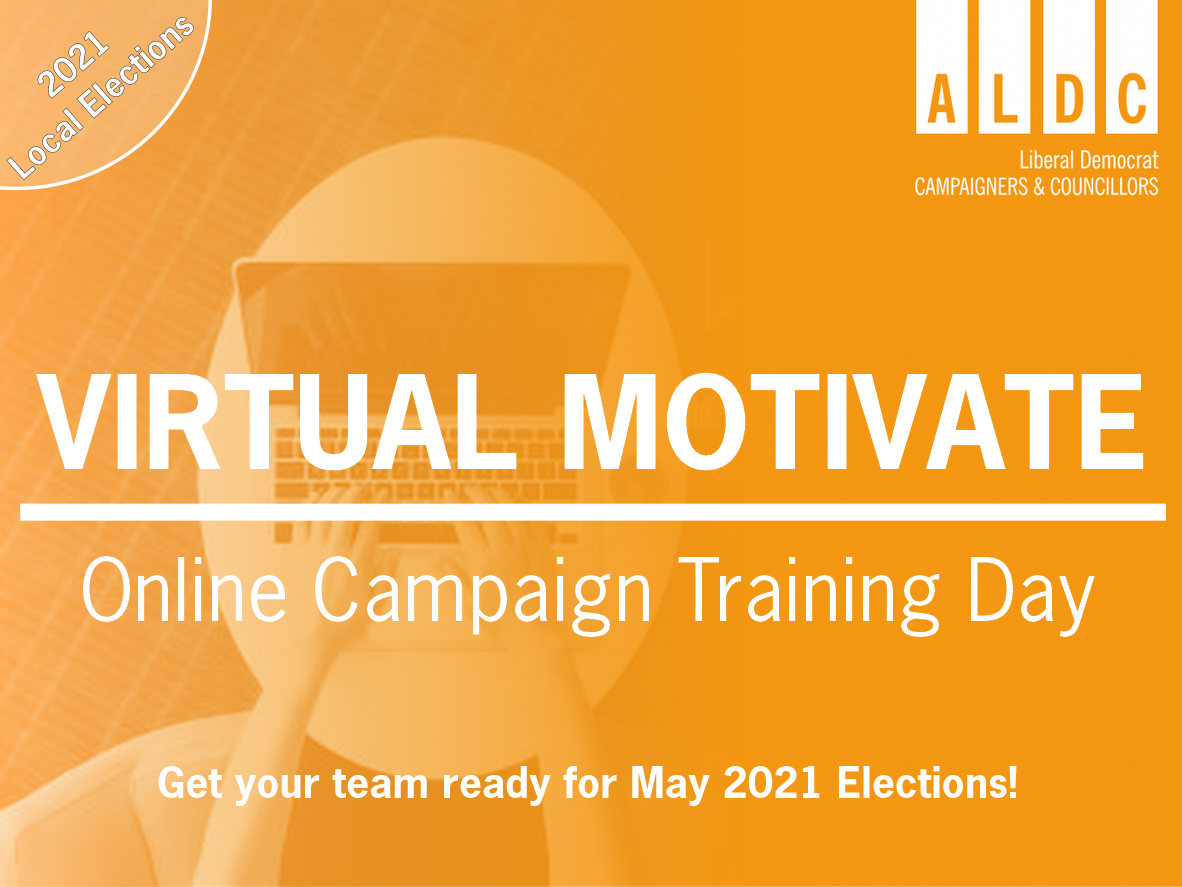 Virtual Motivate Day – London Region – Sat 25 July 2020