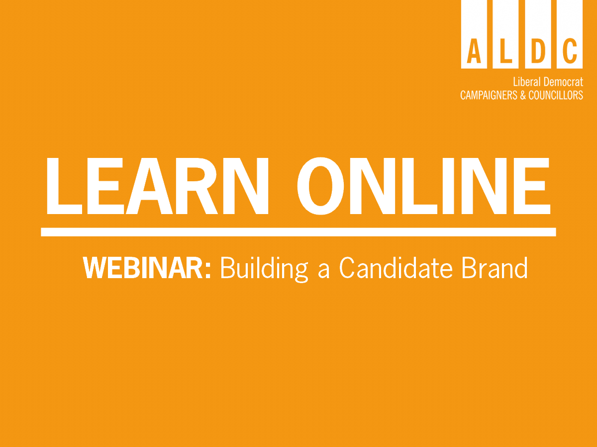 Webinar – Building a Candidate Brand – Wed 12 August 2020