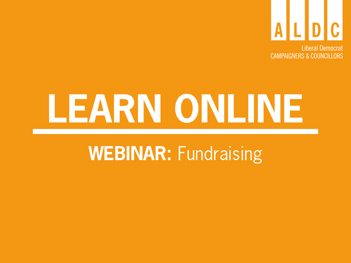 Webinar – Raising your winning income – Wed 28 October 2020