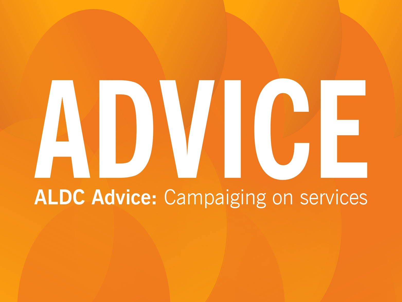 Saving Services – Tips for campaigning against the cuts
