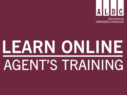 Agents Training Weekend Online 28-29 November 2020