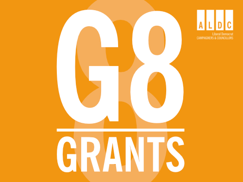 APPLICATIONS CLOSED: G8 – Funding for 2021 Local Elections