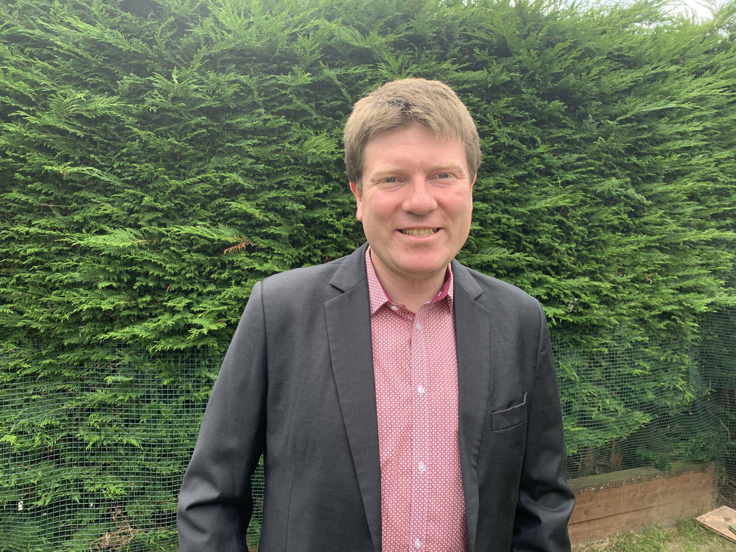 James Calder – Campaigning in Scotland