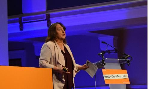 ALDC at Scottish Autumn Conference 2020