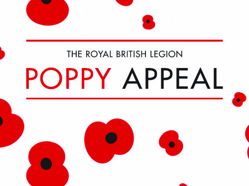 Back the British Legion with a small donation