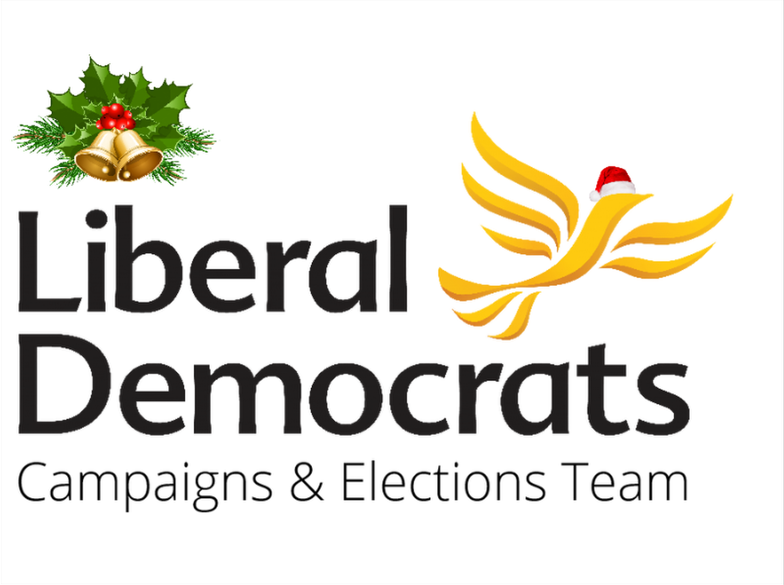 Christmas Message from the Campaigns and Elections Department, Lib Dem HQ
