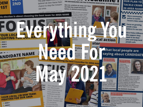 Everything You Need For May 2021