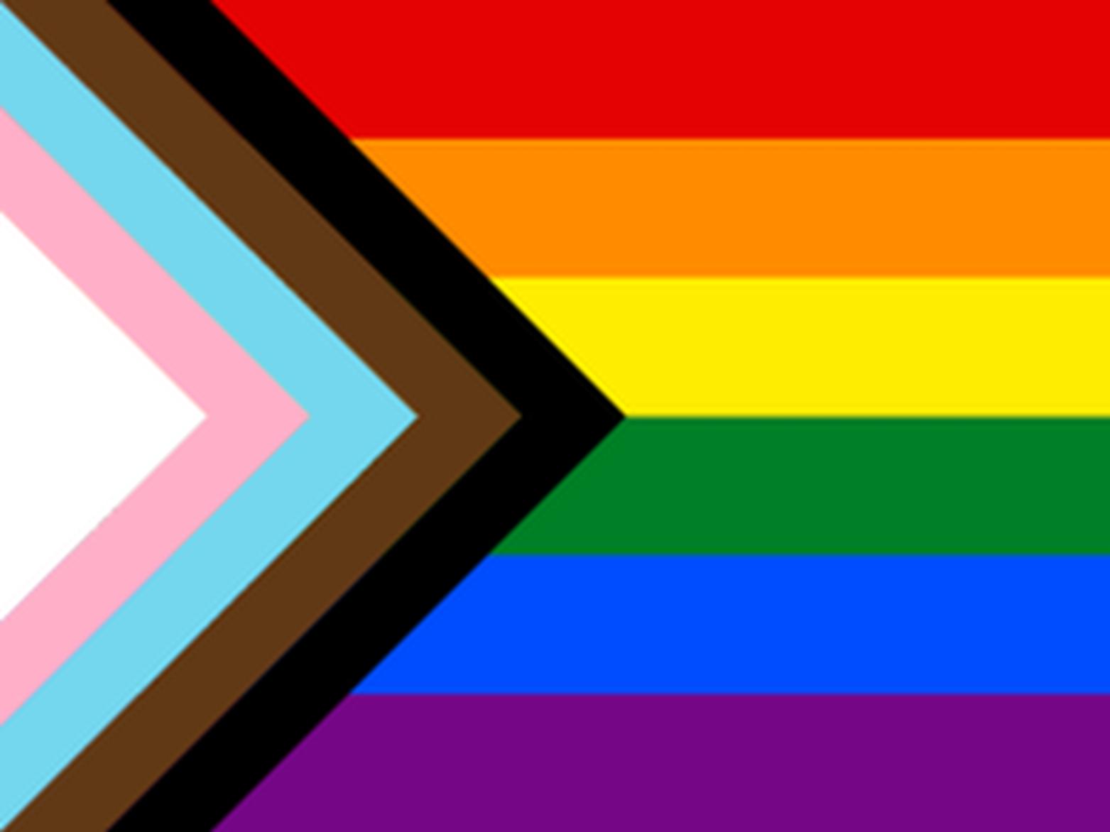 Campaigns: Progress Pride Crossing