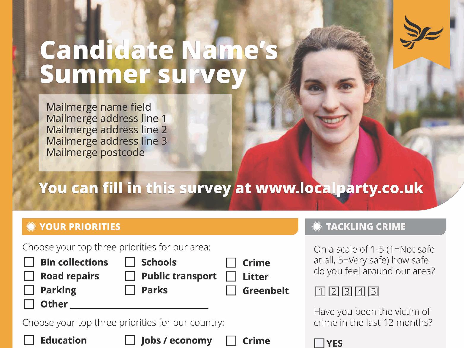 Doing Surveys Well