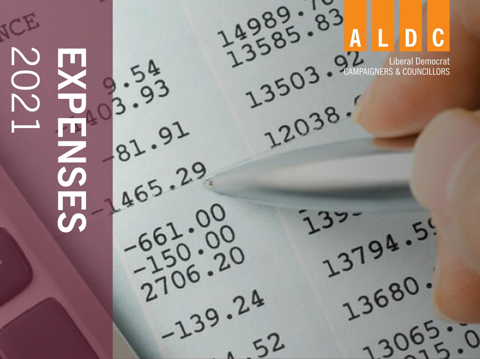 Expenses 2021
