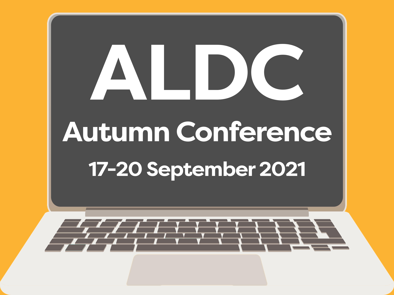 ALDC at Autumn Conference – 17-20 September 2021