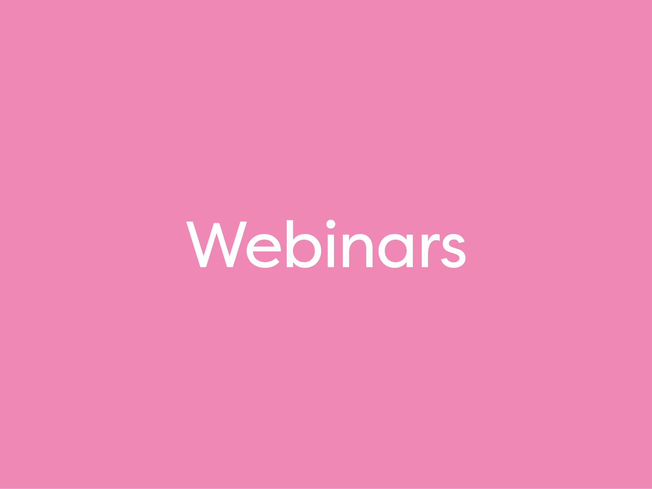 Webinar – How to build your email list – Wed 20 October 2021