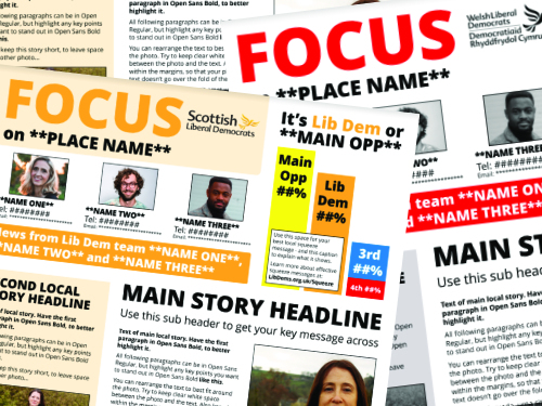 Campaign & Elections Team – Focus Bulk Buy Deal